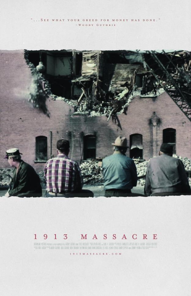 1913 Massacre Movie Poster