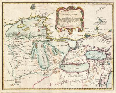 1755_Bellin_Map_of_the_Great_Lakes_-_Geographicus_-_GreatLakes-bellin-1755