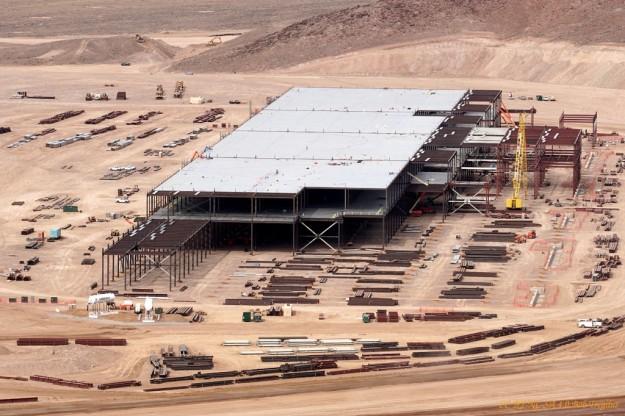 TeslaGigafactory