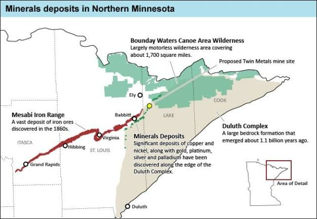 The Boundary Waters Reversal | lvgaldieri